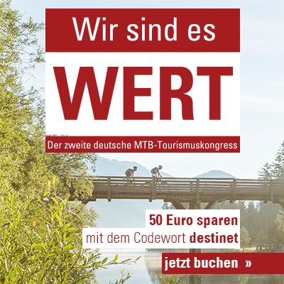 Banner MTB Tourismusforum